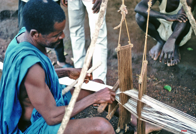 Mende Loom near Kenema