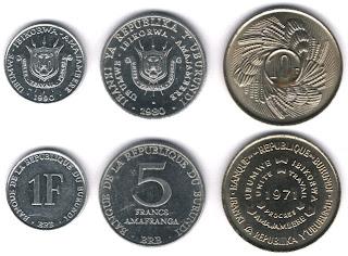 Conoce todas las monedas del mundo.....de la  A a Z....(a-c)