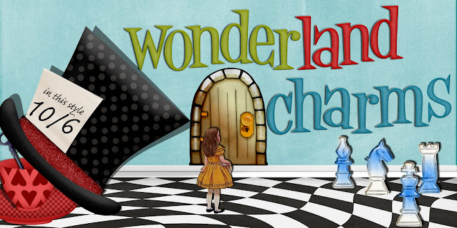 Wonderland Charms