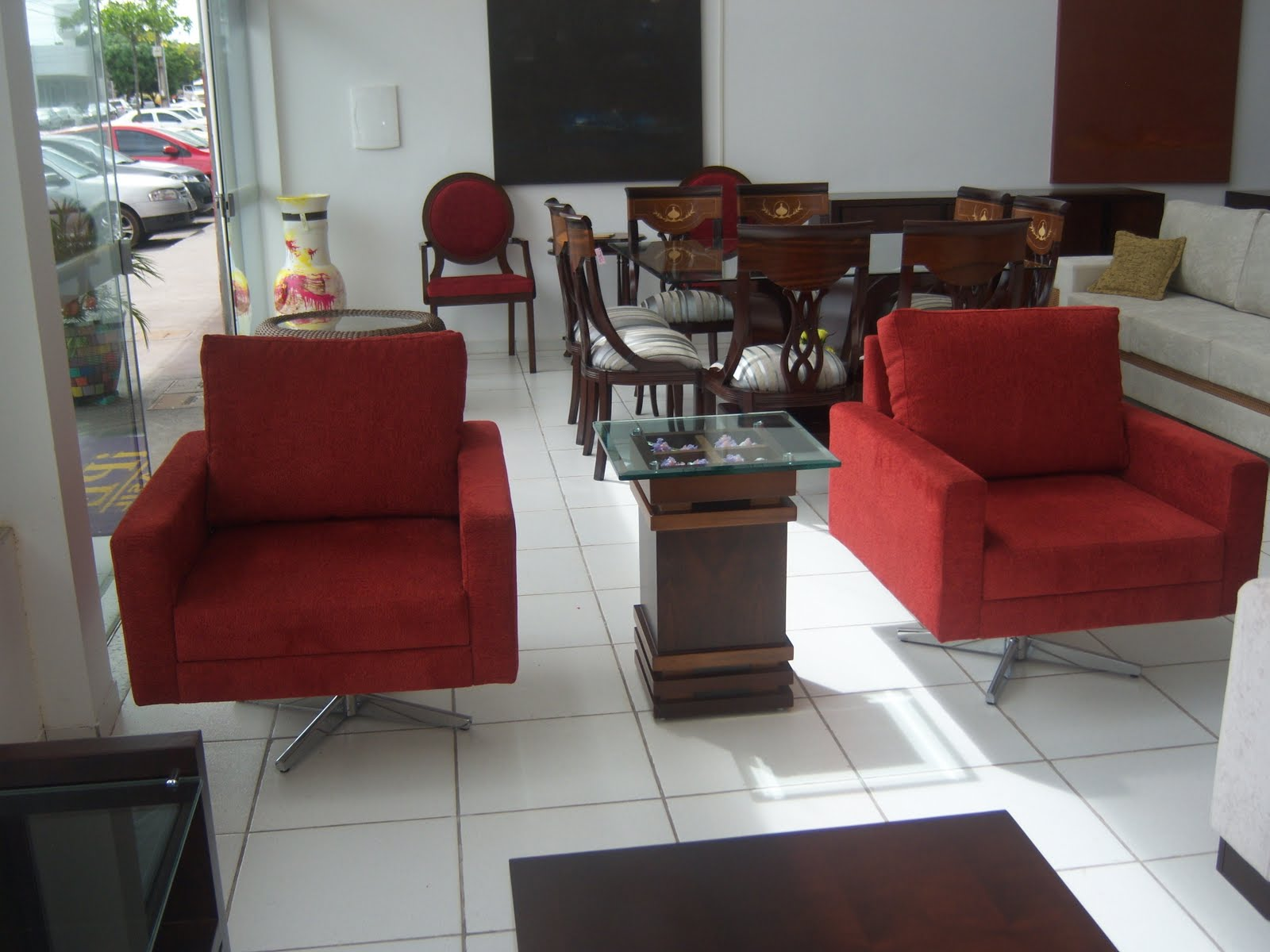 Ip brasil interiores poltronas modernas e confortaveis for Poltronas modernas