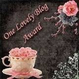 One Lovely Blog Award! Thanks!