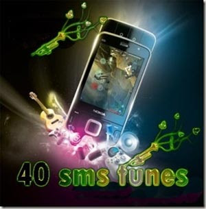 40 Ringtons de mensajería para celulares