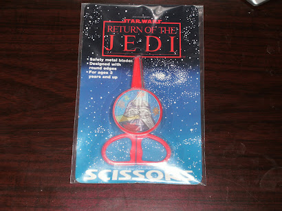 Return Of The Jedi Scissors