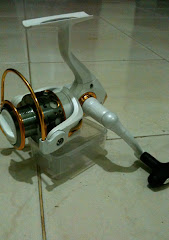 Jenis Reel Medium Small 3000