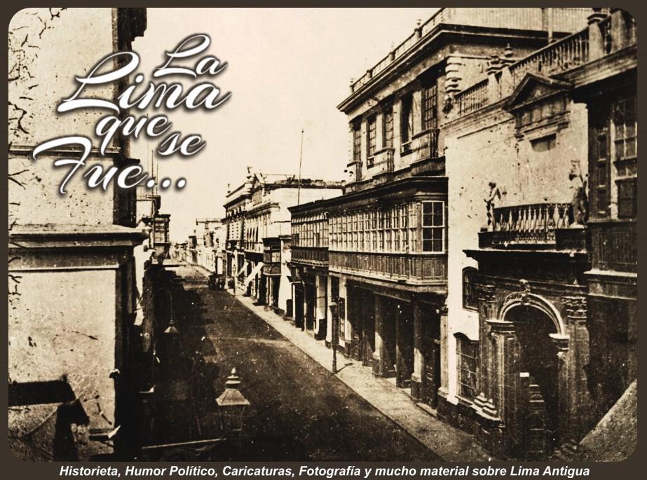 La Lima Que Se Fue ...