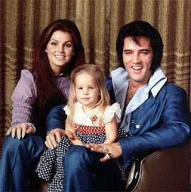 Priscilla, Lisa e Elvis Presley