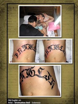 handwriting fonts for tattoos   pretty graffiti tattoo fonts