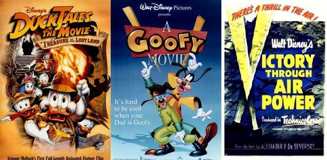 The KEN P.D. SNYDECAST EXPERIENCE: A Closer Look: 50 Disney Animated  Features