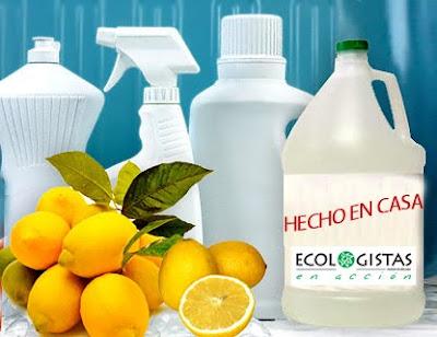 Ecologistas en accion malaga taller productos limpieza for Productos limpieza cocina