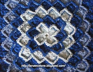 Diy tutorial piastrella quadrata all uncinetto tutorial crochet