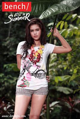 Shaina Magdayao Bench, fashion