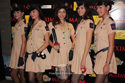 Maxim 2009 Calendar Photos 1