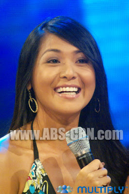 Gail Nicolas Pinoy Fear Factor