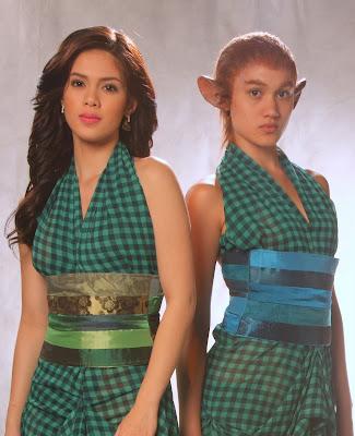 lorena herrera tanga bikinis: shaina magdayao scandal ang