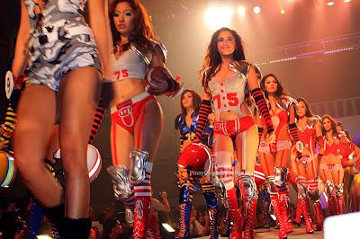 FHM 100 Sexiest Party 2009