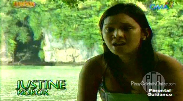 Episode 5 The Revelation On Justine Survivor Philippines