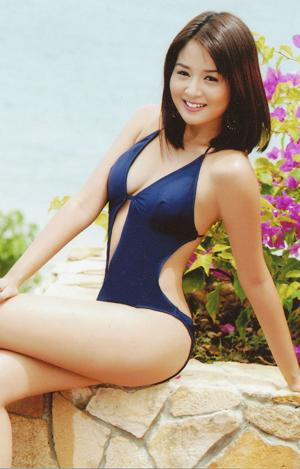 more Kris Bernal in bikini inside ->