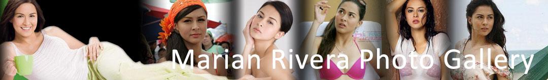 Marian Rivera Photo Gallery