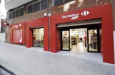 Carrefour City franquicia