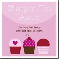 Tack Fru Westman för detta award!