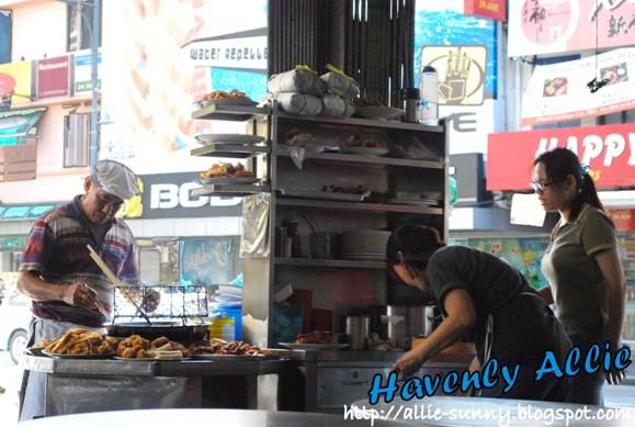 Kafe Kheng Pin Lor Bak Stall