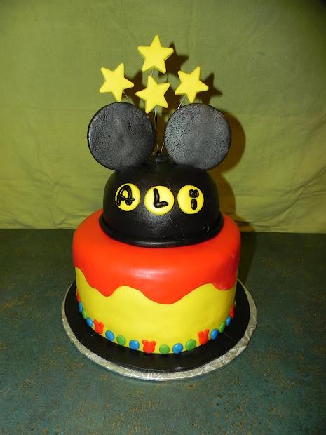 Ali Happy Birthday Cake Exploring Mars