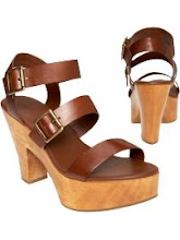 Pierre Hardy for Gap Platform Sandals