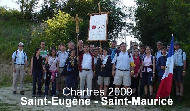 Saint-Eugène - Saint-Maurice Chartres 2009