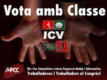 EL PCC DEMANA EL VOT PER A LA COALICIÓ ICV.EUiA