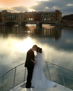 Las Vegas Wedding Chapel Offering Lake Las Vegas Weddings