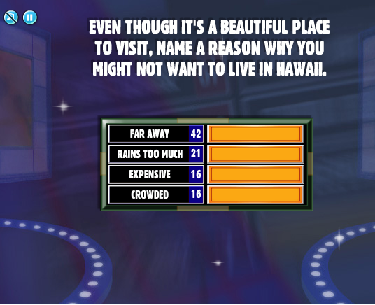 Facebook Family Feud Cheats Even Though It 39 S A Beautiful Place To Visit Name A Reason Why You