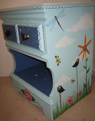 Patti Monkey: New furniture creations