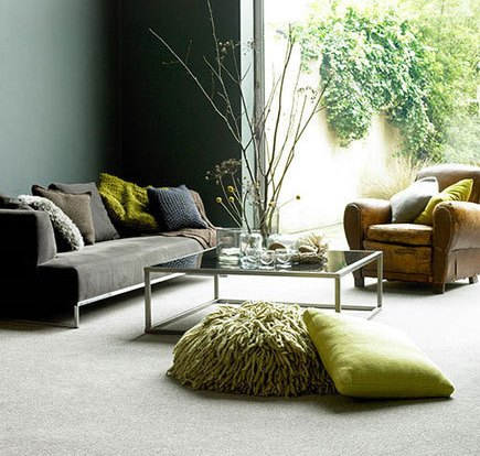 Adventurous Design Quest: Mustard in the living room by Lucyiana ...
