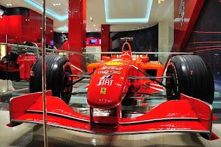 Tamerlane's Thoughts: San Francisco Ferrari Store A Bust