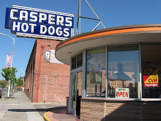 Caspers Hot Dogs Dublin