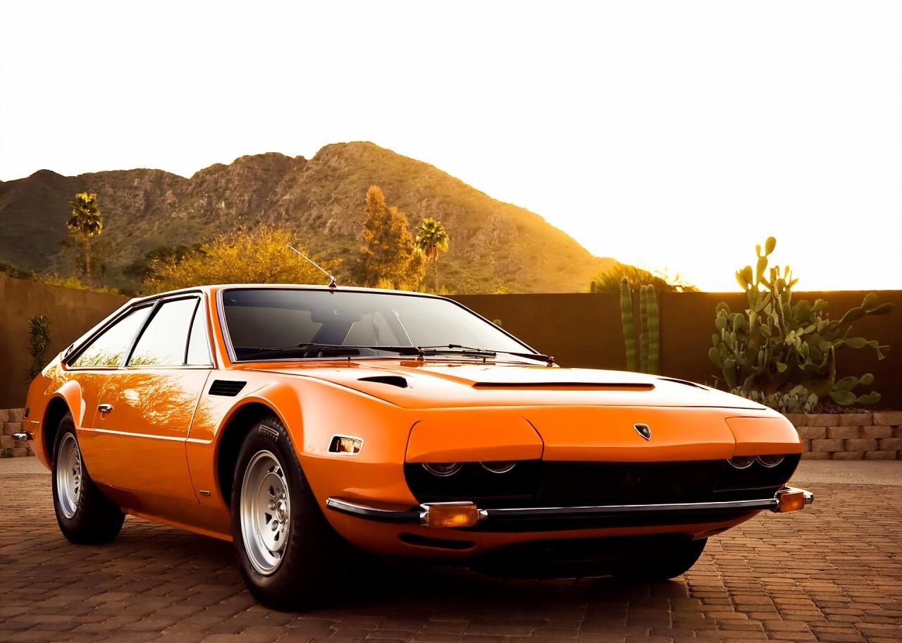 Tamerlane S Thoughts Lamborghini Jarama