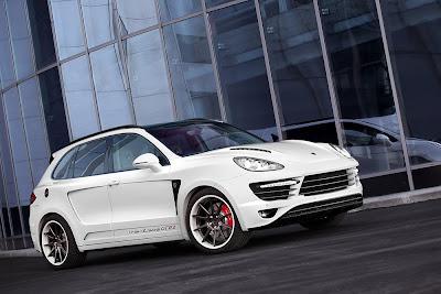 Porsche Vantage GTR 2