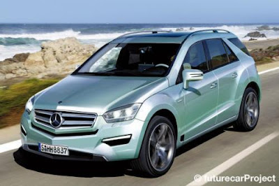 New Mercedes ML