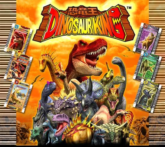 Anime maniaczz dinosaur king - Dinosaure king ...
