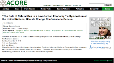 natural gas low carbon