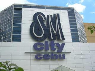 SM City, Cebu,Philippines