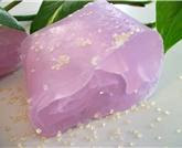 Soap- Sugared Lilac Ribbon