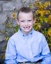 Braiden Spencer, 7 years old
