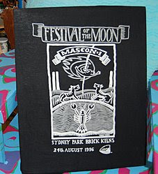Mascon Festival t-shirt