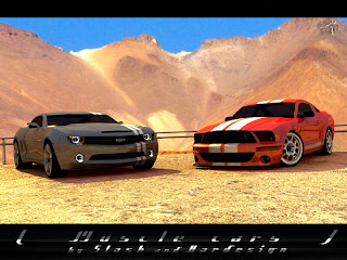 Best Sport Muscle Cars Wallpaper