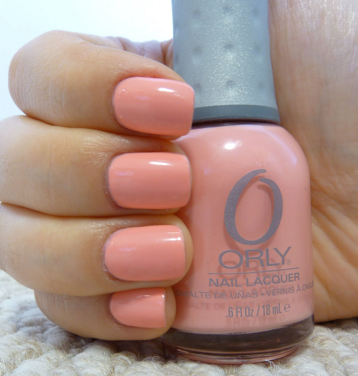 Cotton Candy Nail Polish Color: Long Live Lacquer
