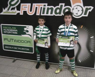 Tiago Rosário e Nuno Costa