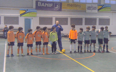 VI Torneio Indoor: Escolas II