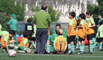 Escolas B: Taça Academia Sporting III
