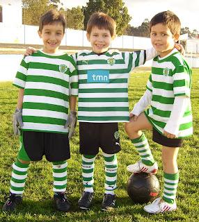 Tiago, Luís e Pedro
